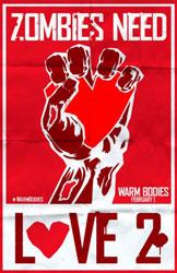 Warm Bodies Poster 6