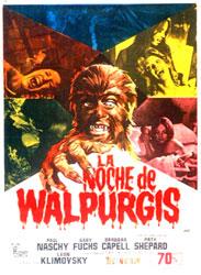 Werewolf Shadow Poster 2