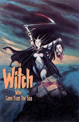 The Witch Who Came from the Sea Poster