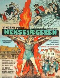 Witchfinder General Poster 2