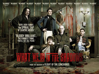 What We Do in the Shadows Poster 4