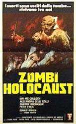 Zombi Holocaust Poster 2