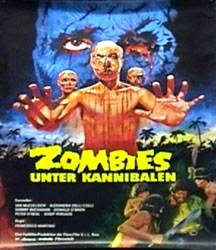 Zombi Holocaust Poster 5