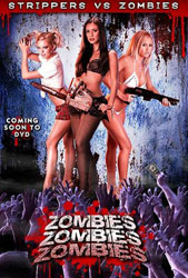 Zombie Strippers! Poster 1