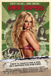 Zombie Strippers! Poster 3