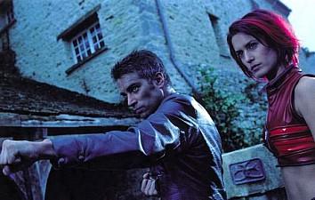 Кровавая Мэлори / Bloody Mallory (2002)