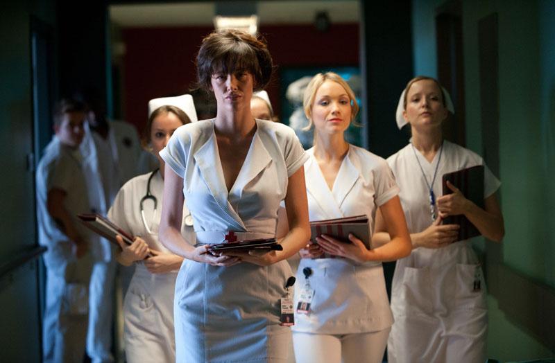 По окончании колледжа медицинские сестры владеют умениями правильной организации труда