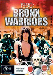 1990: The Bronx Warriors Video Cover 2