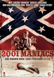 2001 Maniacs Video Cover 1