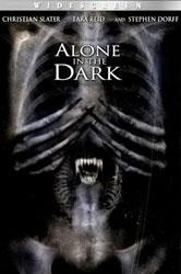 Alone In The Dark Video Cover