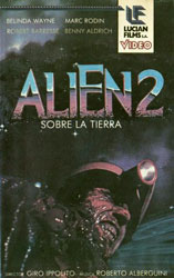 Alien 2: On Earth Video Cover 2