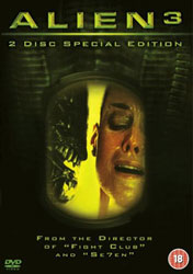Alien 3 Video Cover 2