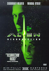 Alien: Resurrection Video Cover 1