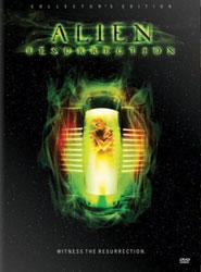 Alien: Resurrection Video Cover 2