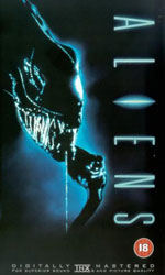 Aliens Video Cover 2