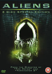 Aliens Video Cover 3