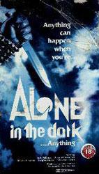 Alone in the Dark Video Cover 1