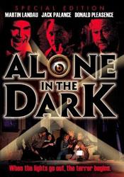 Alone in the Dark Video Cover 2