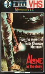 Alone in the Dark Video Cover 3