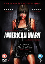 American Mary Video Cover