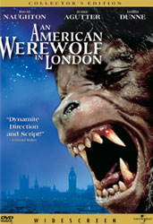 An American Werewolf In London Video Cover 2