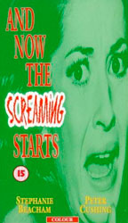 And Now the Screaming Starts! Video Cover 3