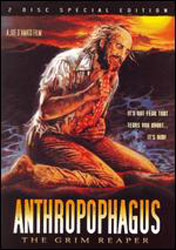 Antropophagus Video Cover 1