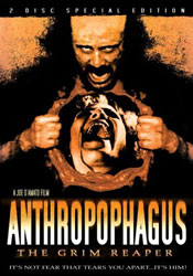Antropophagus Video Cover 4