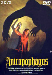 Antropophagus Video Cover 5