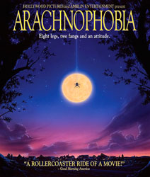 Arachnophobia Video Cover