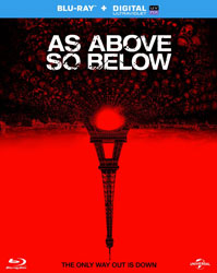 As Above, So Below Video Cover