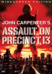 Assault On Precinct 13 Video Cover 1
