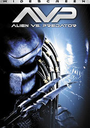 Alien Vs. Predator Video Cover 1