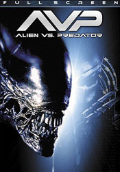 Alien Vs. Predator Video Cover 2