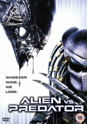 Alien Vs. Predator Video Cover 3