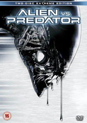 Alien Vs. Predator Video Cover 4