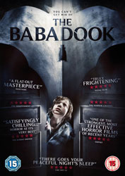 The Babadook Video Cover