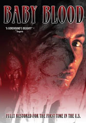 Baby Blood Video Cover 1