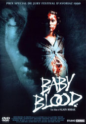 Baby Blood Video Cover 4