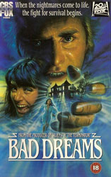 Bad Dreams Video Cover 2