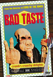 Bad Taste Video Cover 1