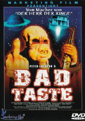 Bad Taste Video Cover 4