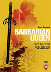 Barbarian Queen Video Cover 1