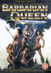 Barbarian Queen Video Cover 2
