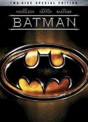 Batman Video Cover