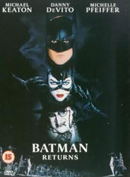 Batman Returns Video Cover 2