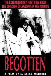 Begotten Video Cover