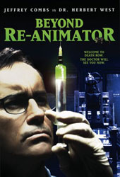 Beyond Re-Animator Video Cover 1