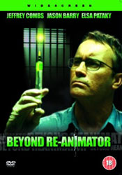 Beyond Re-Animator Video Cover 2