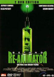 Beyond Re-Animator Video Cover 4